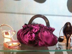 TangoSolar Accessori tango milonga borsetta Pochette Rosa da sera scarpe regina