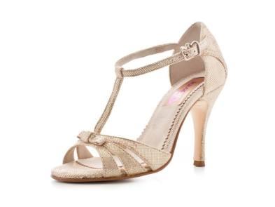 Regina Tango Shoes scarpe Tango zapatos ballare tango scarpe con tacco alto Tangosolar esclusiva modello Olivia