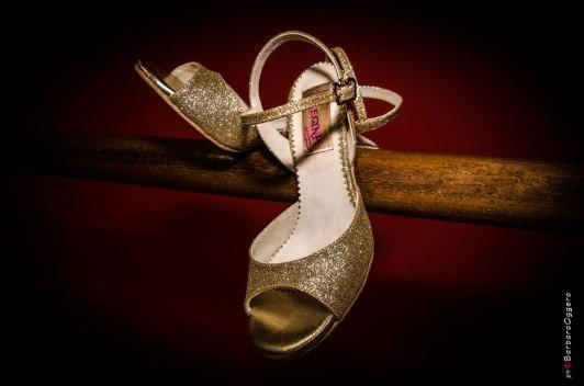 Regina Tango Shoes scarpe zapatos oro glitter gold TangoSolar esclusivo distributore Torino