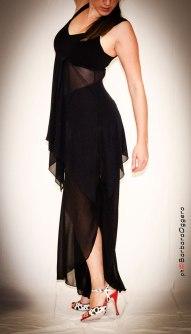 Barbara Oggero fotografia Tango shooting vestiti moda fashion