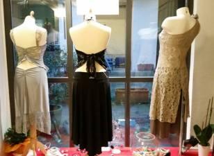 Ineditotango TangoSolar esclusiva Torino completi abiti Tango Milonga pizzo