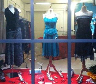 Ineditotango TangoSolar esclusiva Torino completi abiti Tango Milonga pizzo abbigliamento vestiti da ballo scarpe con tacco alto
