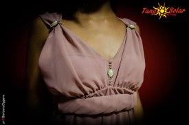 TangoSolar abito Alisa Torino ballare Tango esclusiva eleganza dettagli preziosi