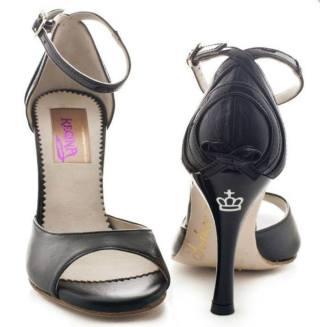 Regina Tango Shoes donna scarpe tacco alto per ballare scarpe da ballo esclusiva Torino TangoSolar