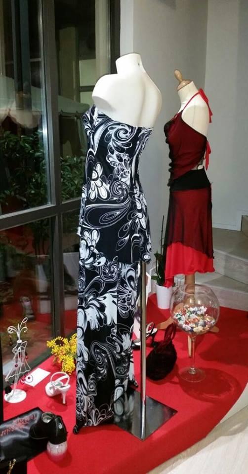 TangoSolar abiti completi tango da ballo da sera Torino esclusiva
