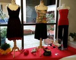 tangosolar torino abbigliamento esclusivo tango da ballo da sera pantalone gonna top pizzo vestito