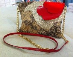 Regina Tango Wear borsa Tangosolar Torino pochette colorata tracolla fantasia