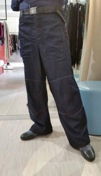Ineditotango pantalone jeans uomo TangoSolar Torino negozio abbigliamento Tango da sera eventi