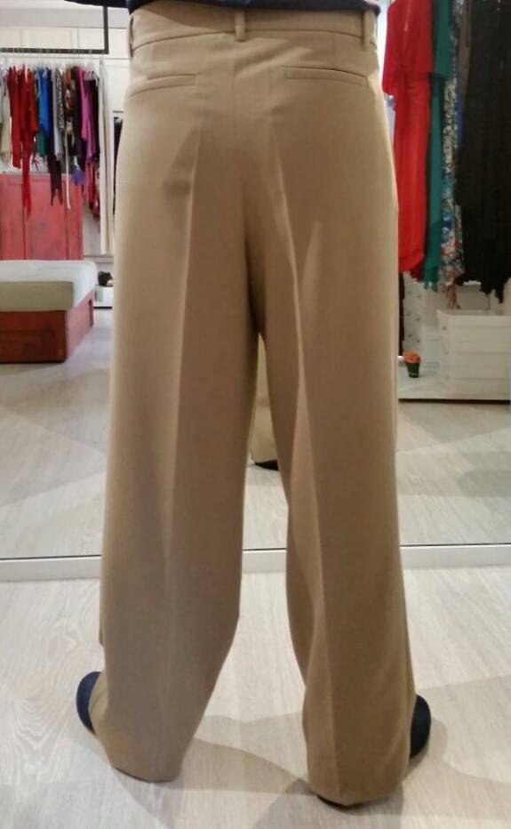 Ineditotango pantalone uomo beige TangoSolar Torino negozio abbigliamento Tango da sera eventi