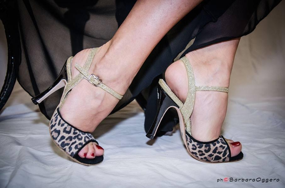 Regina Tango Shoes scarpe tango esclusiva Torino Tangosolar