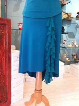 Tangosolar Ineditotango abito completo ballare milonga Tango esclusiva Torino negozio Aldobaraldo sartoriale
