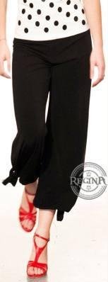 Tangosolar torino negozio abbigliamento tango aldobaraldo ballare milonga Regina Tango shoes wear pantalone nero largo