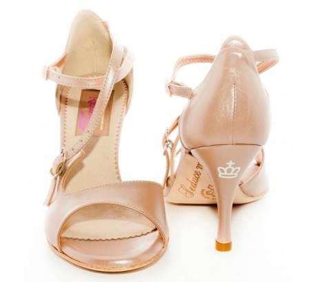 Regina Tango Shoes donna nature tangosolar negozio torino scarpe tango