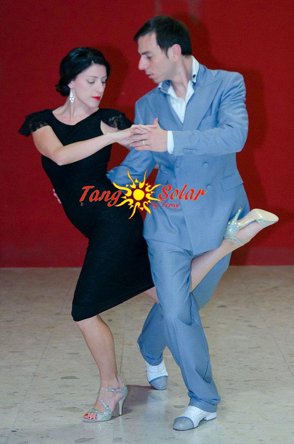 TangoSolar Selva Marcelo Barbara Oggero fotografia abiti tango esclusiva torino