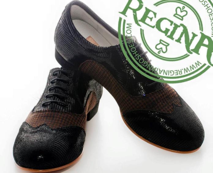 regina tango shoes uomo paillettes e tessuto torino tangosolar calzature negozio