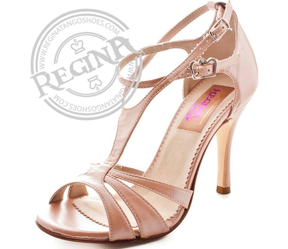 competitive price 29716 a26ed tangosolar regina tango shoes wear scarpe cipria naturale ...