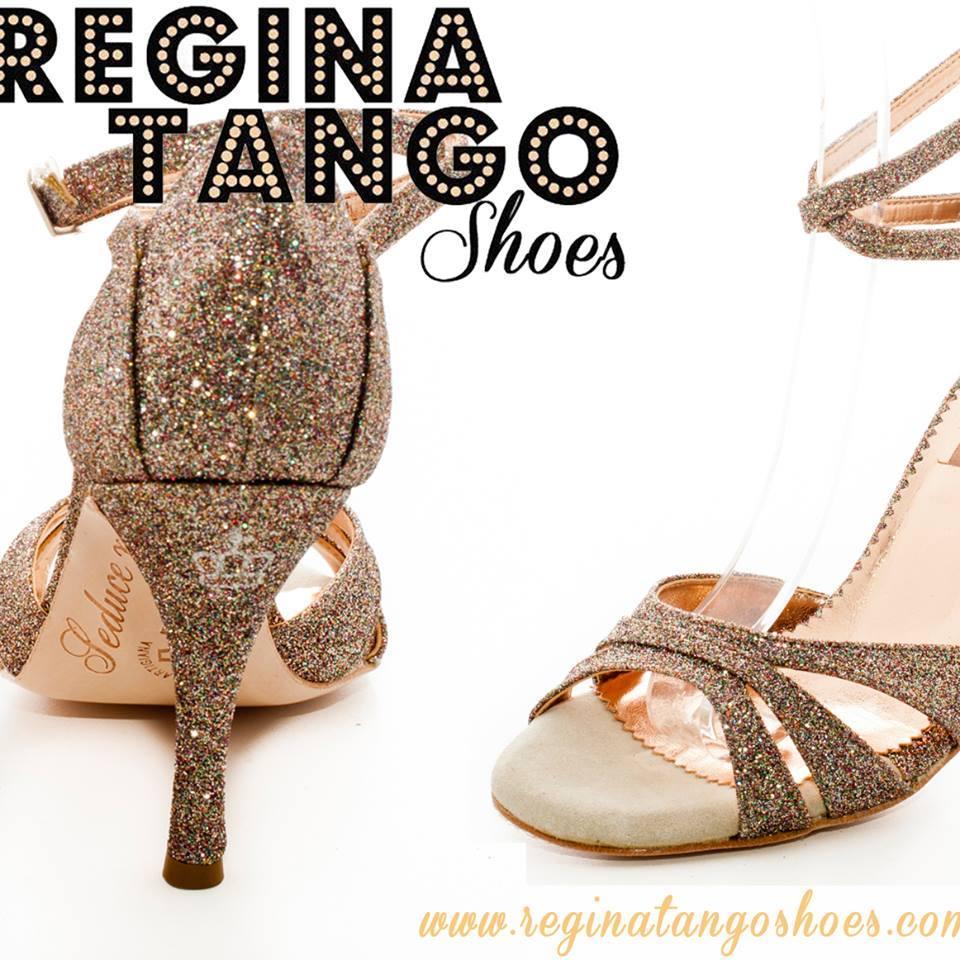 best service 47930 2c7ea tangosolar regina tango shoes wear scarpe glitter ...