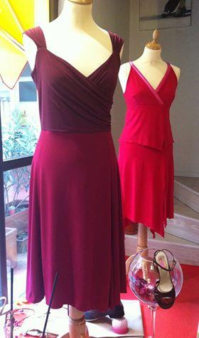 tangosolar ineditotango abito completo negozio abbigliamento torino esclusiva