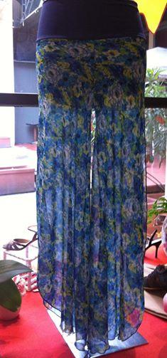 tangosolar ineditotango pantalone fiorito negozio abbigliamento esclusiva tango tempo libero