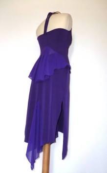 ineditotango completo blu tangosolar torino esclusiva negozio abbigliamento tango eventi speciali cerimonia