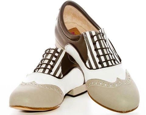 regina tangoshoes uomo bianche beige marroni ballare tango milonga aldobaraldo