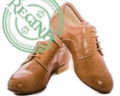 regina tango shoes uomo coccodrillo chiaro torino esclusiva tangosolar aldobaraldo