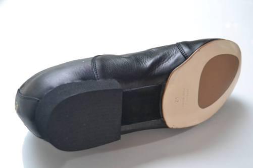 regina tango shoes uomo nero suola tangosolar esclusiva torino calzature tango