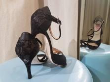 regina-tango-shoes-nero-e-pizzo tangosolar milonga aldobaraldo torino esclusiva