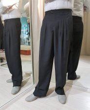 tangosolar-pantaloni-uomo-gessato-blue tango torino esclusiva