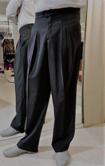 tangosolar-pantaloni-uomo-grigio torino aldobaraldo