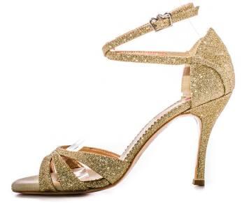 regina-tango-shoes-tangosolar-oro-glitter-ballare tango torino