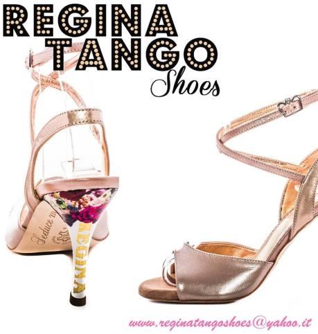 reginatangoshoes tacco floreale scarpe tango tangosolar esclusiva torino