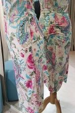 Tangosolar abito fantasia floreale dettaglio