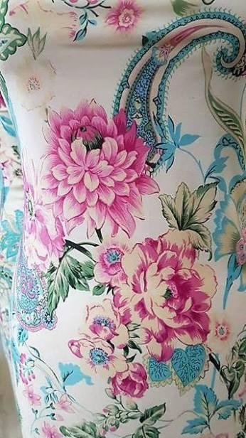 Tangosolar abito fantasia floreale