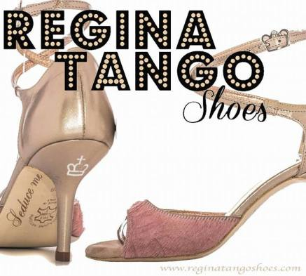 regina tango shoes nature e cavallino rosa