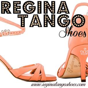 regina tango shoes donna sandalo albicocca