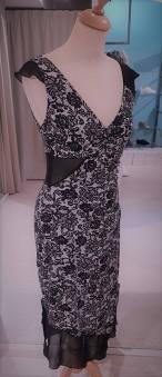tangosolar abito fantasia bianco nero 3