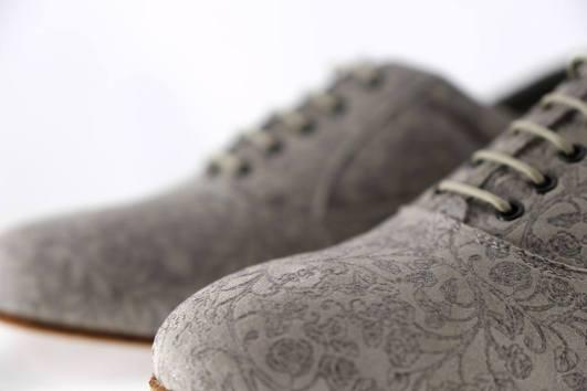 regina tango shoes scarpe uomo tangosolar ricamo scamosciato chiaro