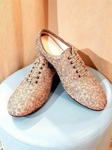 regina tango shoes scarpe uomo nature damascato
