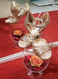 regina tangoshoes tangosolar dorate brillantini