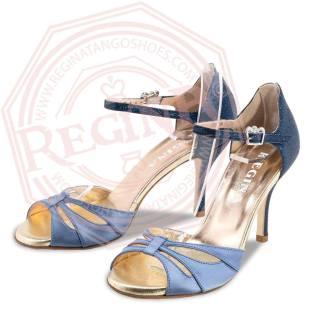 blu glitter tangosolar torino scarpe regina tangoshoes
