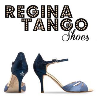 regina tangoshoes tangosolar torino blu glitter