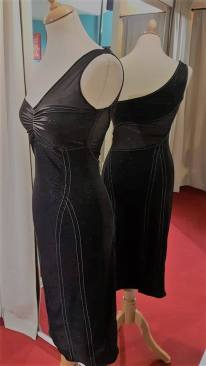 tangosolar abito nero ineditotango