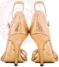 tangosolar regina tango shoes scarpe tango glitter oro tacco alto