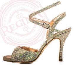 tangosolar regina tango shoes scarpe tango glitter vari colori tacco alto
