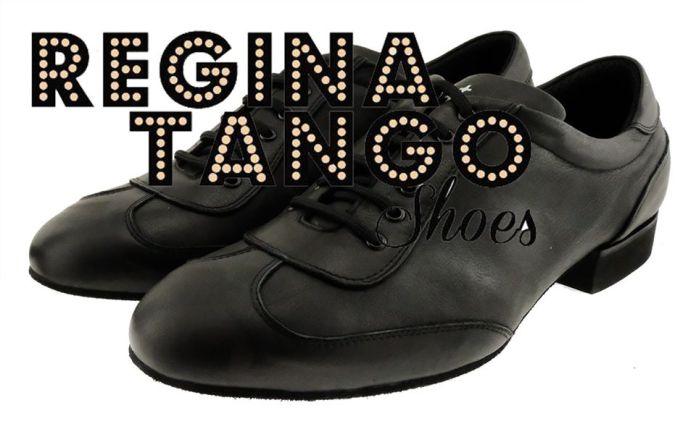 regina tango shoes scarpe pratica donna nero pelle
