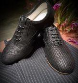 tangosolar scarpe uomo regina tango shoes nere lavorate