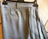 tangosolar pantalone uomo grigio chiaro